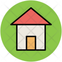 Hut Shack Lodge Icon