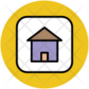 Hut Home Villa Icon