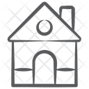 House Home Accommodation Icon