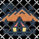Lee Nature Mountain Icon