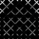 Hut Home Shack Icon
