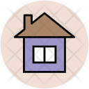 Hut Building House Icon