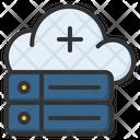 Hybrid Server Storage Icon