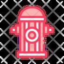 Hydrant Fire Street Icon