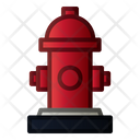 Hydrant Constraction Wattr Icon