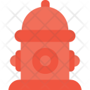 Hydrant Faucet Fireplug Icon