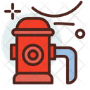 Hydrant Water Water Pump Icon