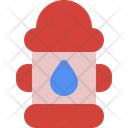 Hydrant Firewater Mineral Icon
