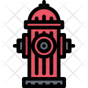 Hydrant City House Icon