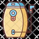Mhydration Bladder Icon