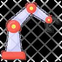 Hydraulic Arm Icon