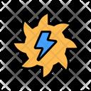 Hydro Electricity Icon