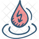 Hydro Energy Icon