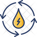 Energy Hydro Hydro Power Icon