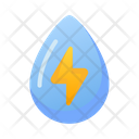 Hydro Power Water Power Icon