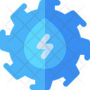 Hydro Power Icon
