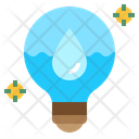 Ihydroelectricity Hydroelectricity Green Icon