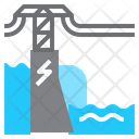 Ielectric Electric Charging Station Charger Icon
