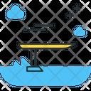 Hydrofoil Icon