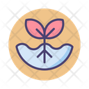 Hydroponic Gardening Icon