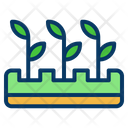 Hydroponics Plant Growing Plant Icon