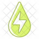 Hydropower Renewable Energy Icon