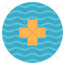Hydortherapy Medicine Alternative Icon