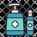 Alcohol Washing Spray Icon