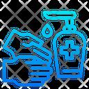 Hygiene Hand Wash Icon