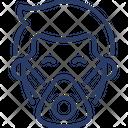 Hygiene Mask Icon