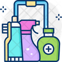 Hygiene Products Toiletries Bathroom Accessories Icon