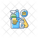 Hygiene Products And Services Hygiene Equipment Icon