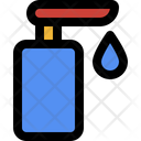 Hygiene Pump Sanitation Icon