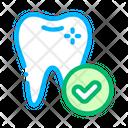 Dentist Stomatology Healthy Icon
