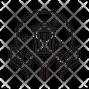 Hygienic Environment Icon