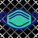 Hygienic Mask Icon