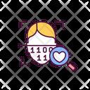 Hyper Personalization Icon