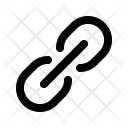 Hyperlink Link Icon