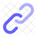 Hyperlink Chain Connect Icon