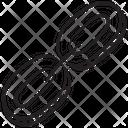 Hyperlink Chainlink Backlink Icon