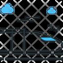 Hyperloop Icon
