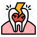 Hypersensitive Teeth Icon