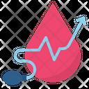 Hypertension High Blood Icon