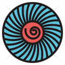 Hypnosis Psychology Alternative Icon