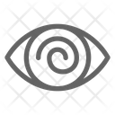 Hypnosis Treatment Therapy Icon