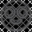 Emoticon Hypnosis Emoji Emoji Icon