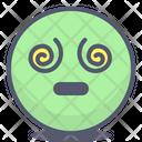 Hypnotised Hypno Face Icon