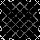 Hypnotized face Icon