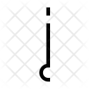 I Alphabet Symbol Icon