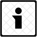 Lowcase I Info Icon